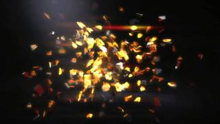 Fire Explosion Intro Video - Nvision Digital Design