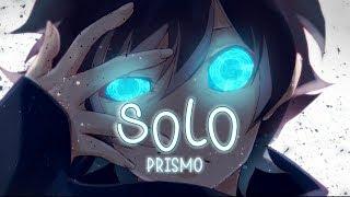 Nightcore - Solo「Prismo」Lyrics