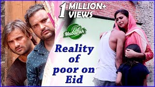 Reality of Poor on Eid | Full Entertainment | Fe | Firoj Chaudhary | Eid Special