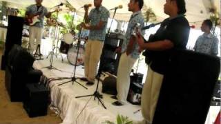 Reggaeton Live Band Fiji - The Naviti Resort 2011 Wedding