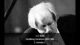 J. S. Bach - Goldberg Variations BWV 988 - 2. Variatio 1 (2/32)