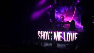Show me Love - Robin Schulz live in Vienna 2016