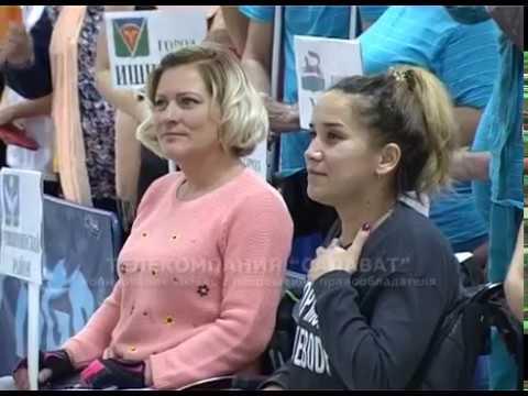 Сюжет о соревнованиях по настольному теннису в Салавате среди лиц с ограниченными возможностями
