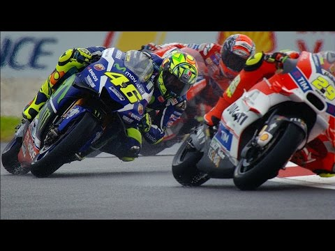 Action from the #MalaysianGP
