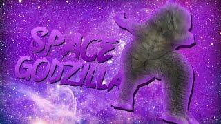 DANCING SPACE GODZILLA