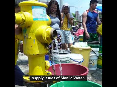 MWSS: Water bypass was never closed