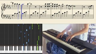 How to play Avicii's Wake Me Up on piano the cool way