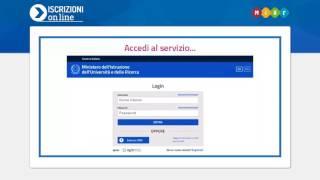 Iscrizioni Online - Come registrarsi