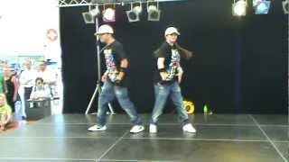 rnb dance Rash Romy