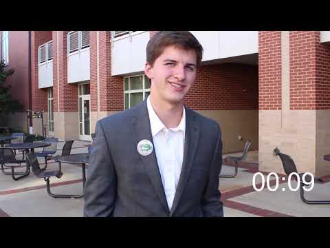 Meet the candidates for SGA treasurer