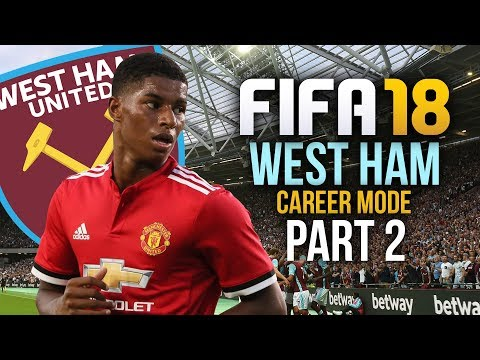 FIFA 18 West Ham Career Mode Gameplay Walkthrough Part 2 - TWO BIG SIGNINGS