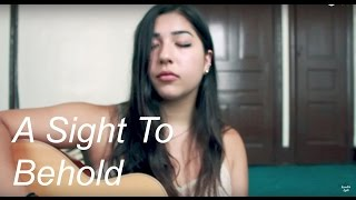 A SIGHT TO BEHOLD - DEVENDRA BANHART COVER