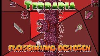 [Terraria] Fleischwand besiegen (Tutorial)