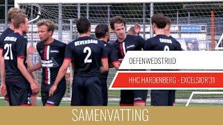 Screenshot van video Samenvatting HHC Hardenberg - Excelsior'31