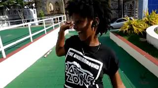 KERI_DANCER | CHOP KISS - SHATTA WALE X DJ FLEX (AFROBEAT REMIX)