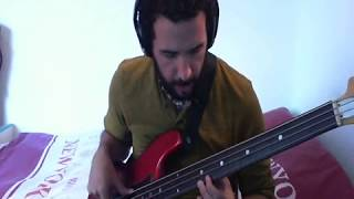 Street Fighter II Victory - Hadouken Theme (Bass cover by Fernando Morales)