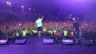 Szpaku - Kontrola Jakości (live) Hip Hop Festival Poznań - 17.08.2018