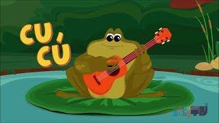 Cucú Cantaba la Rana - Canciones Infantiles