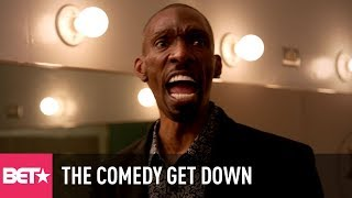"""Charlie Murphy is the Fighter and a Lover of """"The Comedy Get Down"""""""