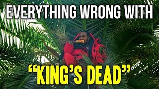 """Everything Wrong With Jay Rock, Kendrick Lamar, Future, James Blake - """"King's Dead"""""""