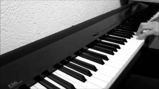 Lighters-Bruno Mars ft. Eminem Piano and Beat (Michael Klester) HD