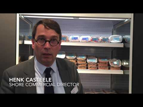 Shore introduces chilled products at Brussels