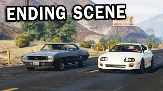 GTA V - Fast and Furious 7 Ending Scene [For Paul]