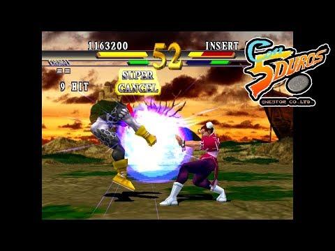 "[BIS] STREET FIGHTER EX 2 (CHUN LI) - ""CON 5 DUROS"" Episodio 244 (1cc) (CTR)"