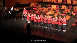 Orquestra Geração - GeraCoros - A Saia da Carolina