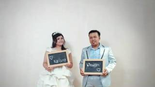 Karisma & wendah wedding