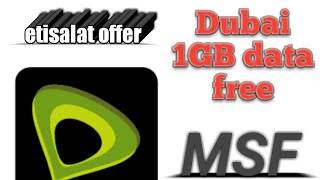 How to get free recharge on etisalat uae videos / InfiniTube