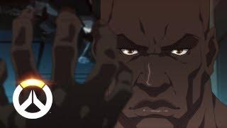 [NOVO HERÓI – CHEGANDO EM BREVE] História de Origem de Doomfist   Overwatch