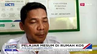 Pelajar SMA Tertangkap Petugas Gabungan Saat Berbuat Mesum Di Kamar Kos   Sergap 09/01