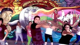 STAYING ALIVE (Cumbia Version) |Bee-Gees|DJ Henry| Zumba® |