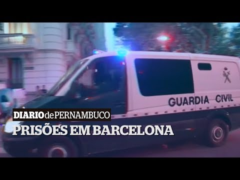 Juiz manda 2 dos 4 terroristas de Barcelona à prisão