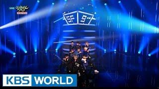 SF9 - Fanfare (팡파레) [Music Bank / 2016.10.21]