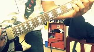 Sixx A.M. - Miracle ( Guitar Cover)