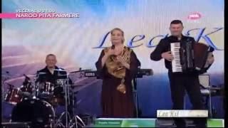 Lepa Lukic - Zena koja zna da ceka - Nedeljno popodne Lee Kis - (Tv Pink 12.06.2016.)