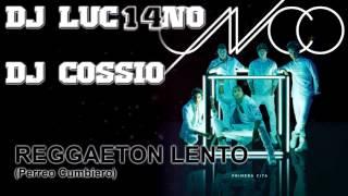 REGGAETON LENTO (Perreo Cumbiero) - Dj Luc14no Antileo Ft Dj Cossio - CNCO