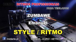 ♫ Ritmo / Style  - ZUMBAWE - Emanuel