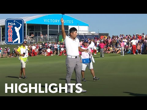 Sung Kang's Round 4 highlights from AT&T Byron Nelson 2019