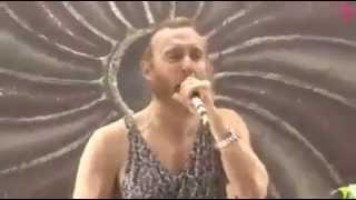 David Guetta Anunciando Tomorrowland Brasil 2015