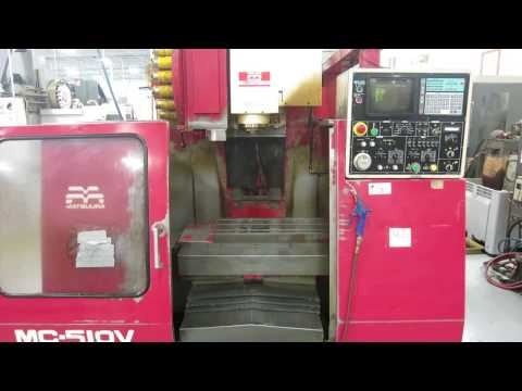 Matsuura Tiger MC-510V CNC Vertical Machining Center-Online Auction at www.machinesused.com