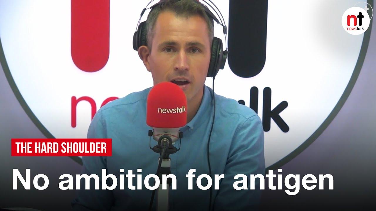 No Ambition for Antigen Testing in Ireland