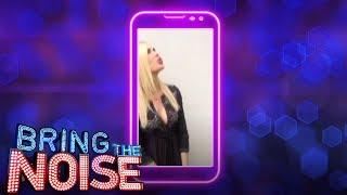 Bring the noise - Giochiamo con Ilary Blasi