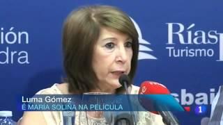 A PAIXÓN DE MARÍA SOLIÑA - Telexornal TVE 23-05-2012