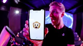 AFISHAL - iPhone X Animoji Remix 📱🐵
