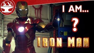 I GOT AN IRON MAN SUIT!?!?!