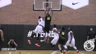Best Dunks from the 1st - 3rd week of the 2016 Drew League