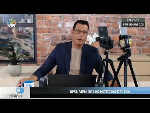 EN VIVO - Al Día con Sergio Novelli - Lunes 28 de Septiembre